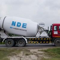 Concrete-Mixture-Truck