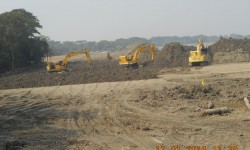 Sl.1-Bed Preparation of Embankment-1