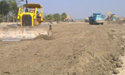 Sl.2-Bed Preparation of Embankment-2